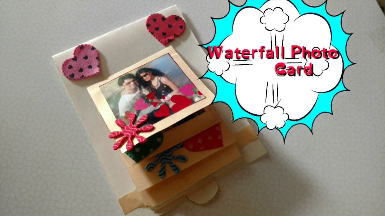 Easy Never Ending Card Endless Card Making Idea How To Craftlas Youtube Creative Cards Simple Cards Card Making Videos