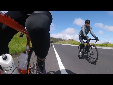 Noah's First Road Ride | Cycling up San Bruno Mountain | LOW// Bicycles MKI Road | Wheelie
