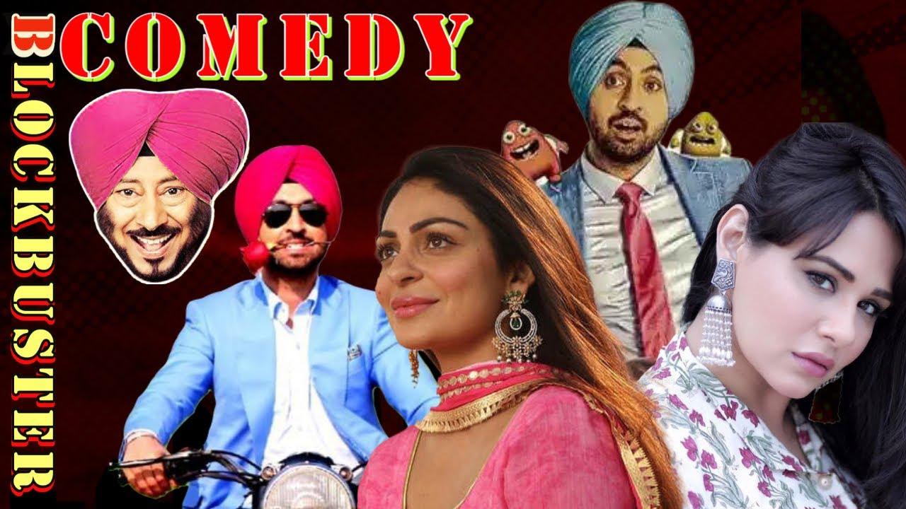 Download Diljit Dosanjh - Neeru Bajwa - Punjabi Star Blockbuster Movies - Dubbed - Latest  Comedy Movies 2021