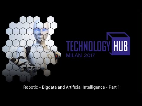 Robotic: Bigdata and Artificial Intelligence - Part1