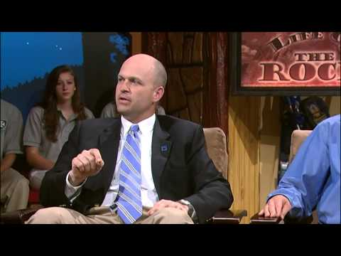 Life on the Rock - 2014-8-8 - DR. KEVIN ROBERTS & DR. TOM ZIMMER