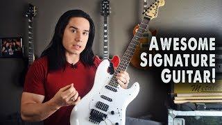 Jackson SDX (Adrian Smith Signature) - Demo / Review
