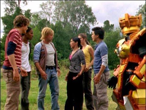 Power Rangers Operation Overdrive - One Fine Day - Tyzonn Returns (Episode 22)