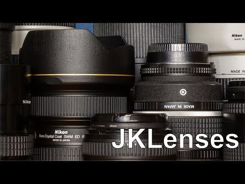 Best Nikon FX Lenses - JKLenses Guide