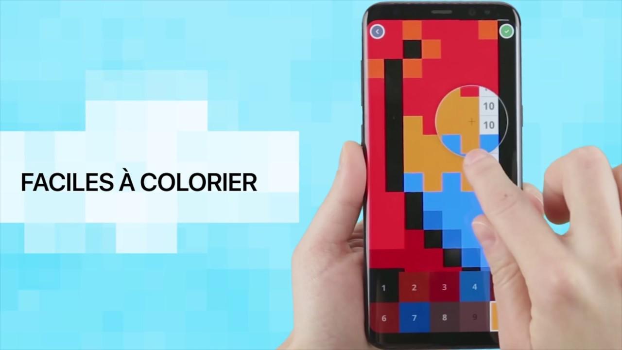 Pixel Art Color By Number Lappli Du Pixel Art Pour Les Nuls