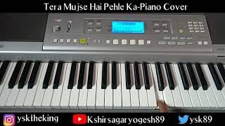 Tera Mujhse Hai Pehle Ka Naata Koi- PianoTutorial