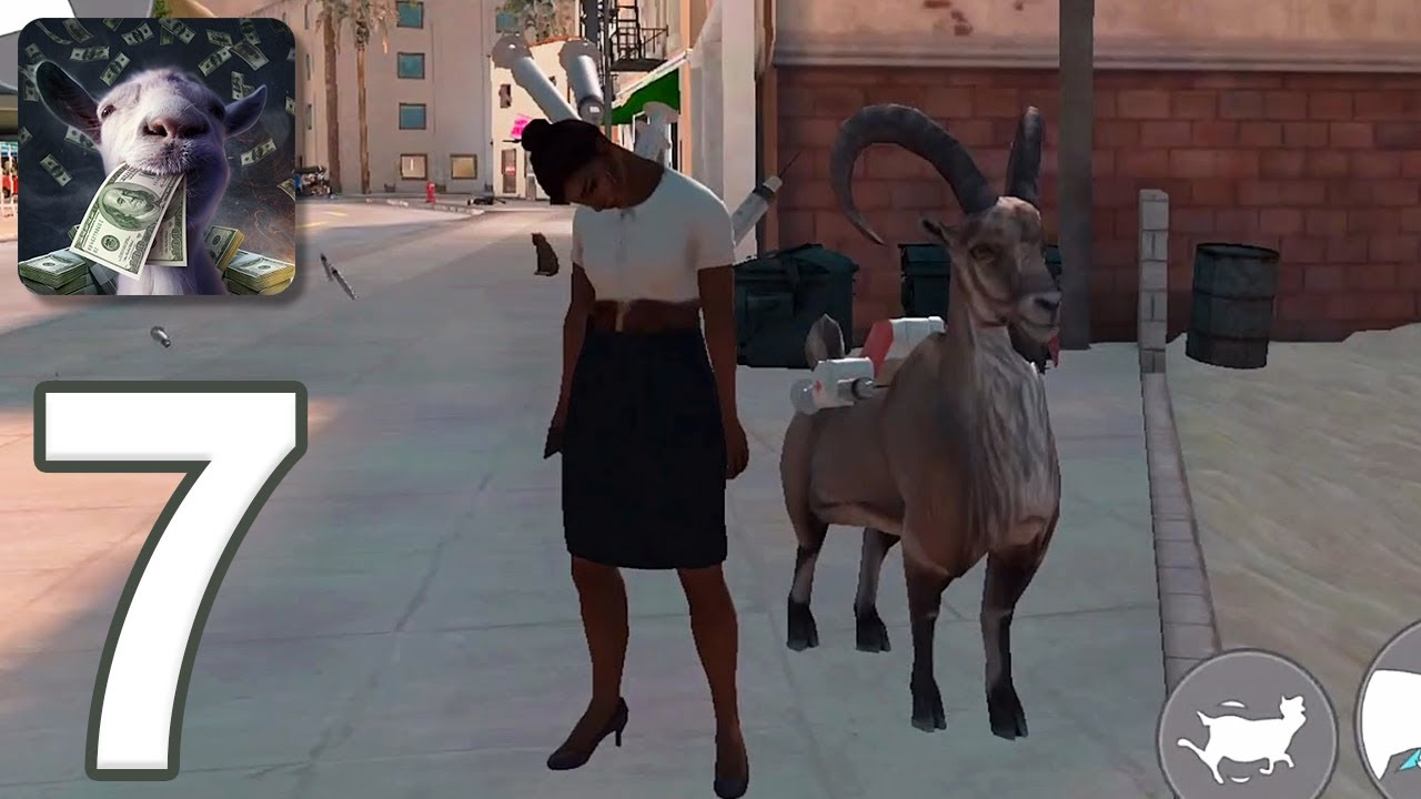 download goat simulator payday mod