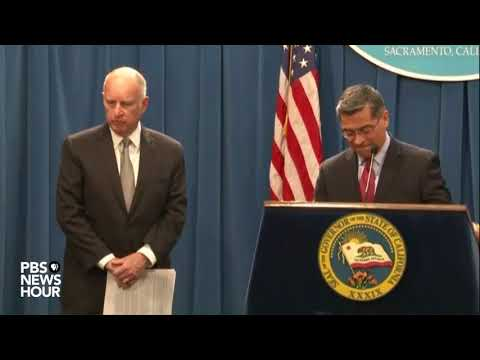 WATCH: CA governor and atty. gen. discuss sanctuary cities