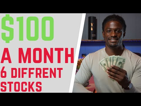 How Many Shares Of Stock To Make $100 A Month? 6 Different Companies - Passive Income