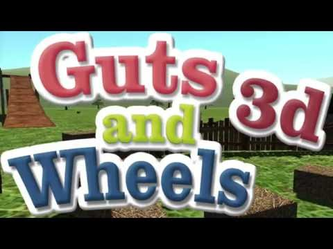 Guts and Wheels 3D (Trailer)