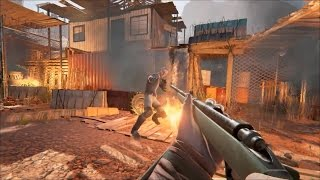 Human Element Gameplay Trailer (PC, Xbox One, PS4) (Human Element Gameplay)