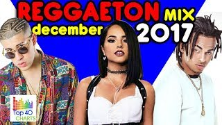 REGGAETON DICIEMBRE 2017 🔥 LO MAS NUEVO 💥 J Balvin, Becky G Bad Bunny, Ozuna, Nicky Jam