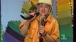 Песня к детской телепередаче 'Зов Джунглей'