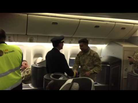 Father surprises son on redeployment by being his pilot