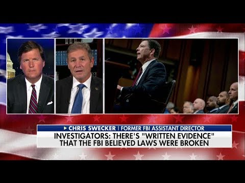Former FBI Agent on Comey's Investigations