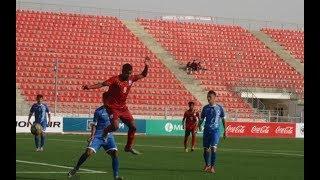Video Gol Pertandingan Bangladesh U-19 vs Uzbekistan U-19