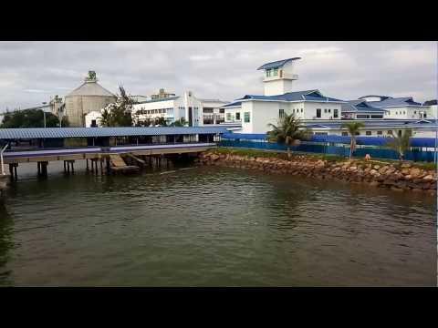 Brunei ferry port 1
