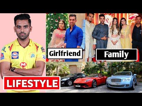 Deepak Chahar Lifestyle 2021, Income, House, Girlfriend, Records, Career, Family, Bio & Net Worth