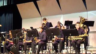 CRHS Jazz Band - Two Seconds to Midnight
