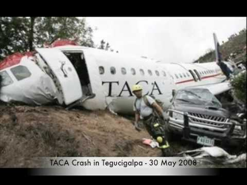 Crash of a TACA A320 in Tegucigalpa, Honduras - 30 May 2008