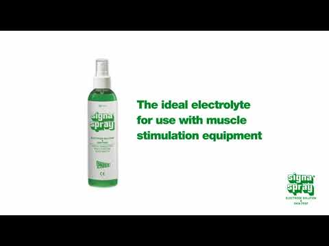 Signaspray® Electrode Solution and Skin Prep Video