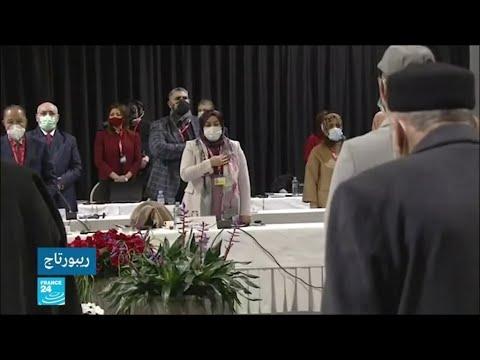 المرأة الليبية مشاركة ضعيفة في الحياة السياسية  - 12:59-2021 / 2 / 27