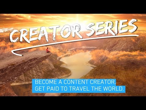 How We Get Paid To Travel - Creator Series
