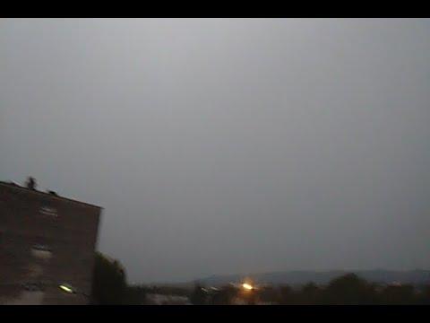 Chasse aux orages - Près de Marseille - Provence-Alpes-Côte d'Azur (France)  le 01/10/2016
