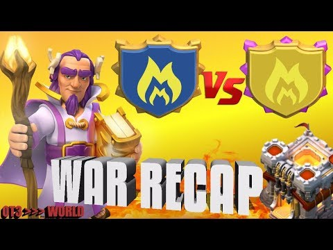 #Visitando Clans [Fortaleza Team] vs [M.战争狂人] - War Recap TH11 Attacks