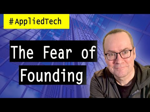 The Fear of Founding | Peter Mahoney from Plannuh