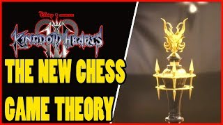 KINGDOM HEARTS 3 THEORY THE NEW CHESS GAME!