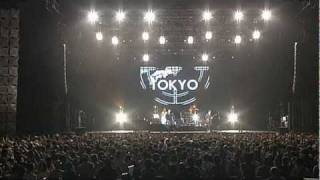 a-ha - SUMMER SONIC 2010 - The Living Daylights