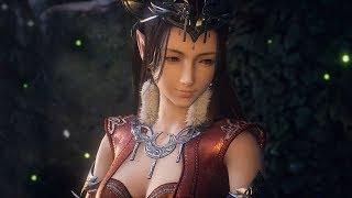 Faith of Danschant HD Story Gameplay Part 4 Dragon Battle & Tragedy