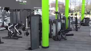 énergie Fitness Willesden - Flythrough Animation