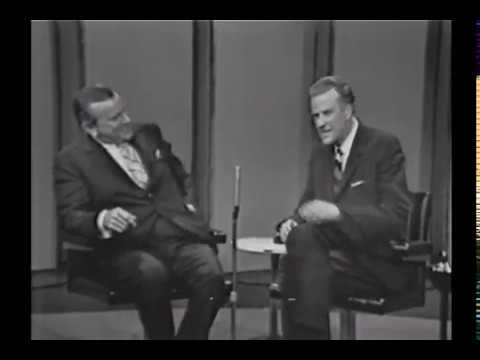 Molokai Leper Colony in Hawaii - Jack Paar and Billy Graham