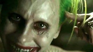 SUICIDE SQUAD Behind The Scenes Featurette - Characters (2016) Margot Robbie Superhero Movie HD
