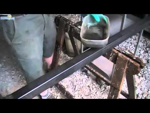 degraisser une piece en fer