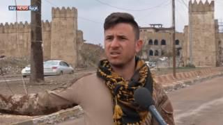 عودة الحياة لأحياء الموصل الشرقية