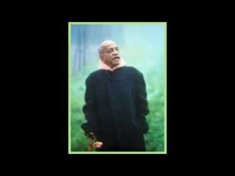 Srila Prabhupada -- The Process Of Disgust (Morning Walks) MW172