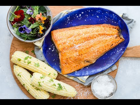 Simple Broiled Salmon - Easy Dinner Recipes - Weelicious