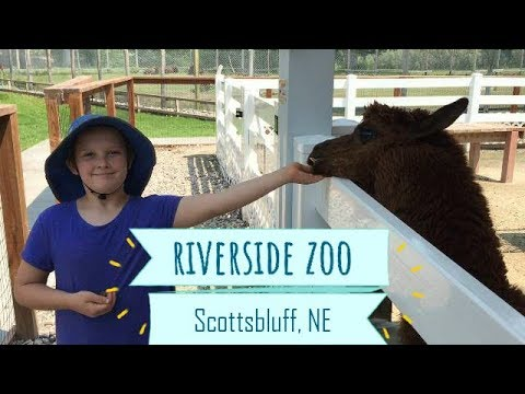 Riverside Zoo in Scottsbluff, NE - True Blue Homeschool