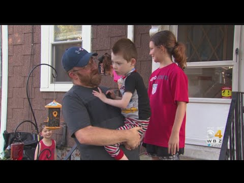Woburn Boy's Oxygen Tank Vanishes From Front Steps Of Home
