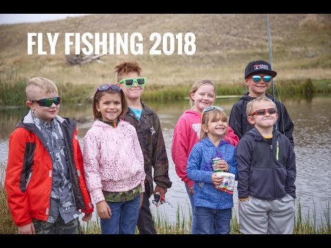 Fly Fishing In Emigrant, Montana (Paradise Valley)