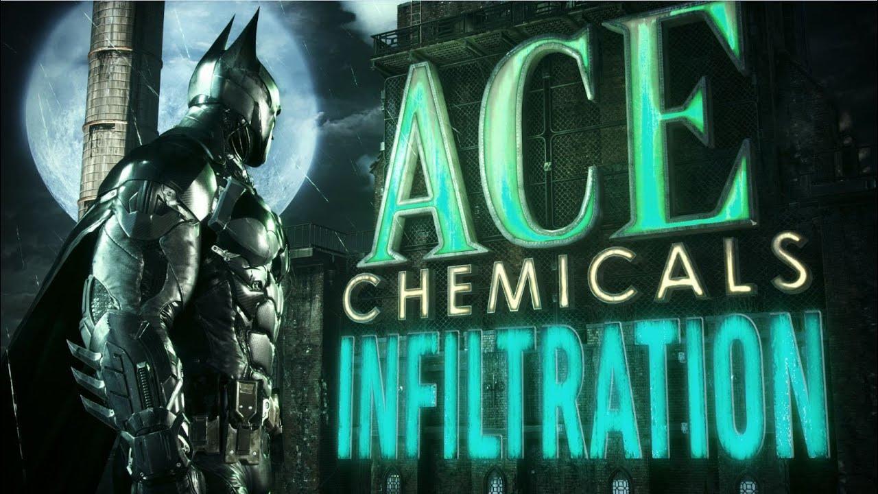 Resultado de imagem para ace chemicals batman