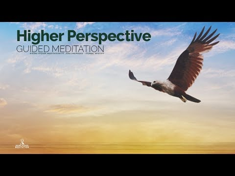 Guided Meditation for New Perspective (Law of Allowing, Seeing from a Broader Perspective)ASMR
