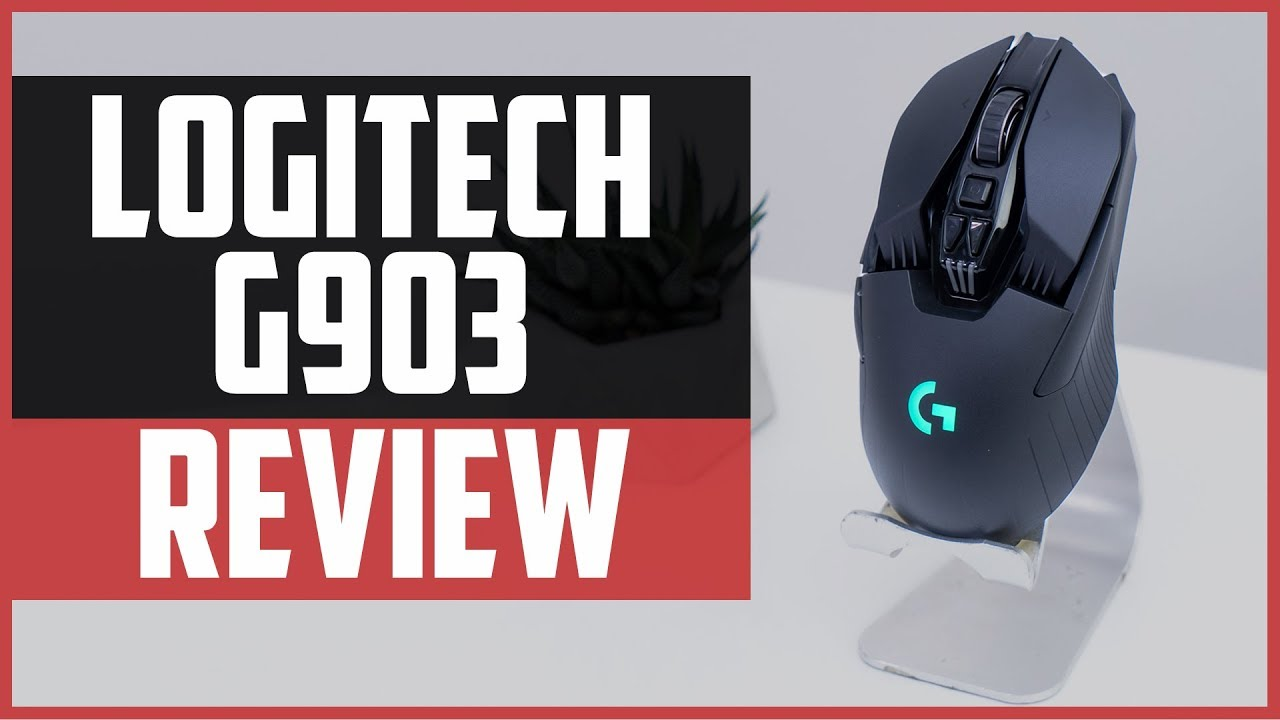 Logitech G903 Review | An Expensive Mouse That's Worth It
