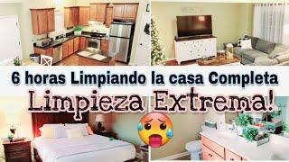 RUTINA DE LIMPIEZA 🏡LIMPIA CONMIGO🌞 LIMPIANDO MI CASA COMPLETA🥵Marcel Lopez