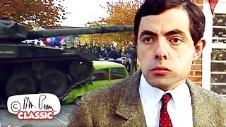 မစ္စတာ Bean ၏ CAR ဘေးအန္တရာယ်!   မစ္စတာ Bean ကိုအပြည့်အဝဇာတ်လမ်းတွဲများ။   ဂန္ထဝင် Mr Bean