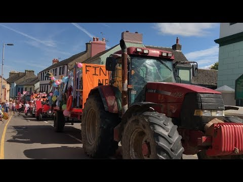Fishguard Carnival 2017 In The 22 High Street, GB