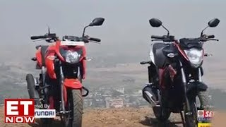 Suzuki Gixxer SP & TVS Apache RTR 160 4V | First Drive Review | Autocar India